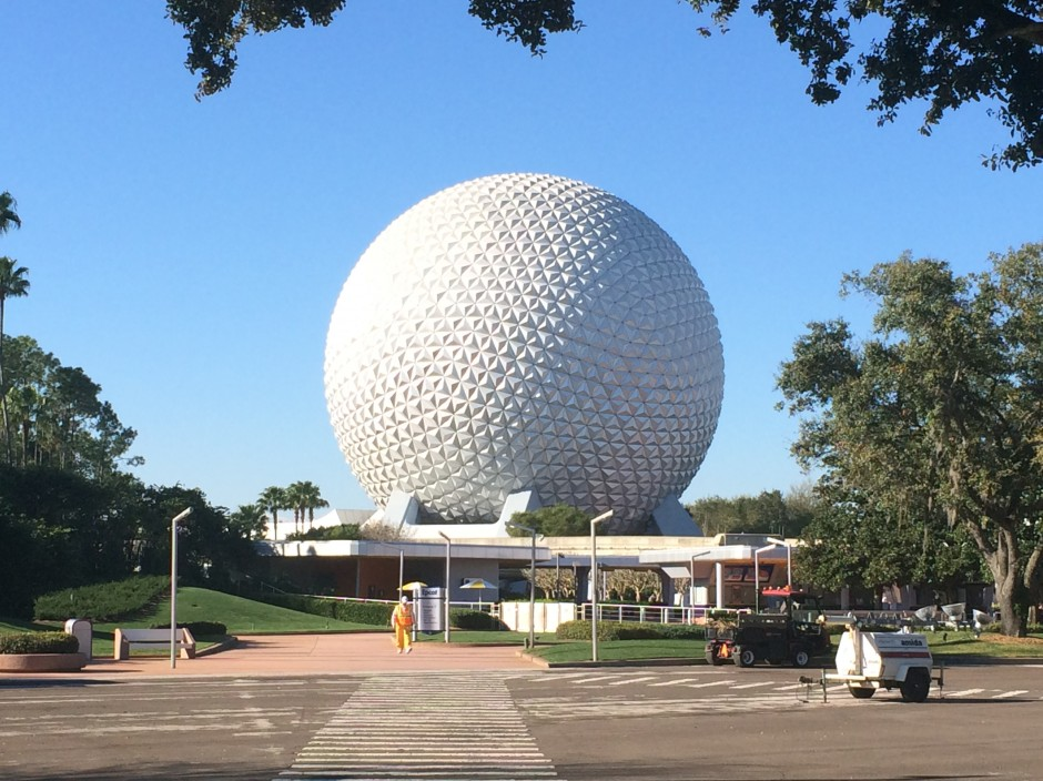 My Hard Hat Tour of the 2014 Epcot International Flower and Garden Festival