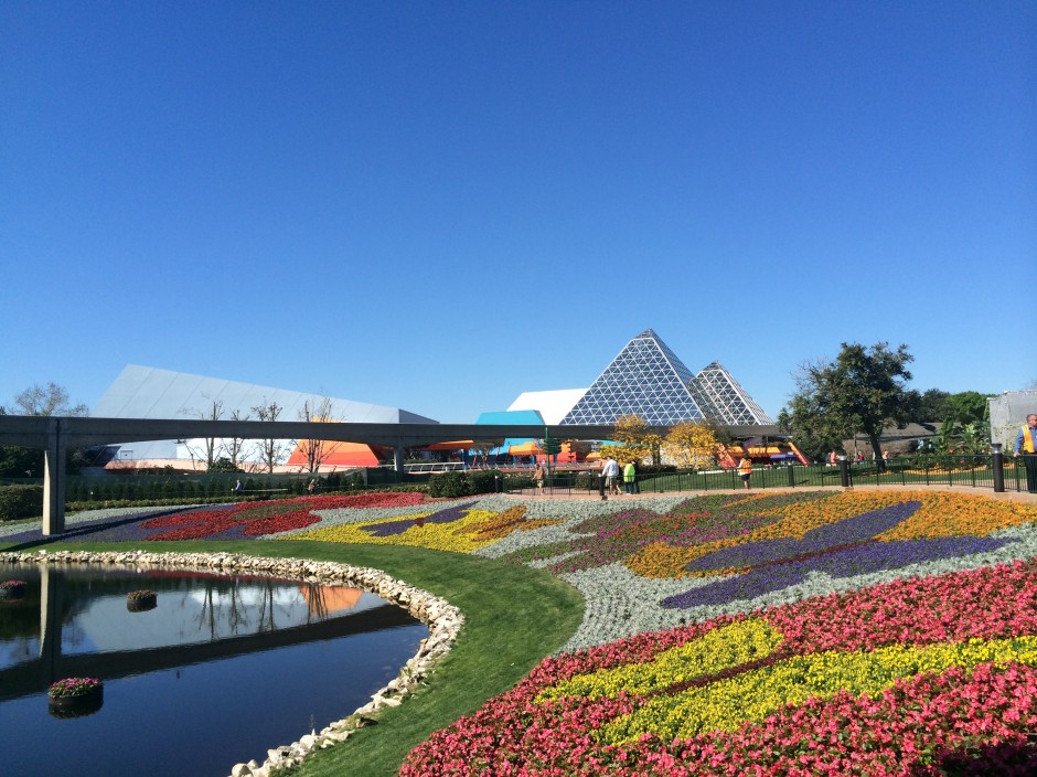 2014 epcot flower and garden festival blooms
