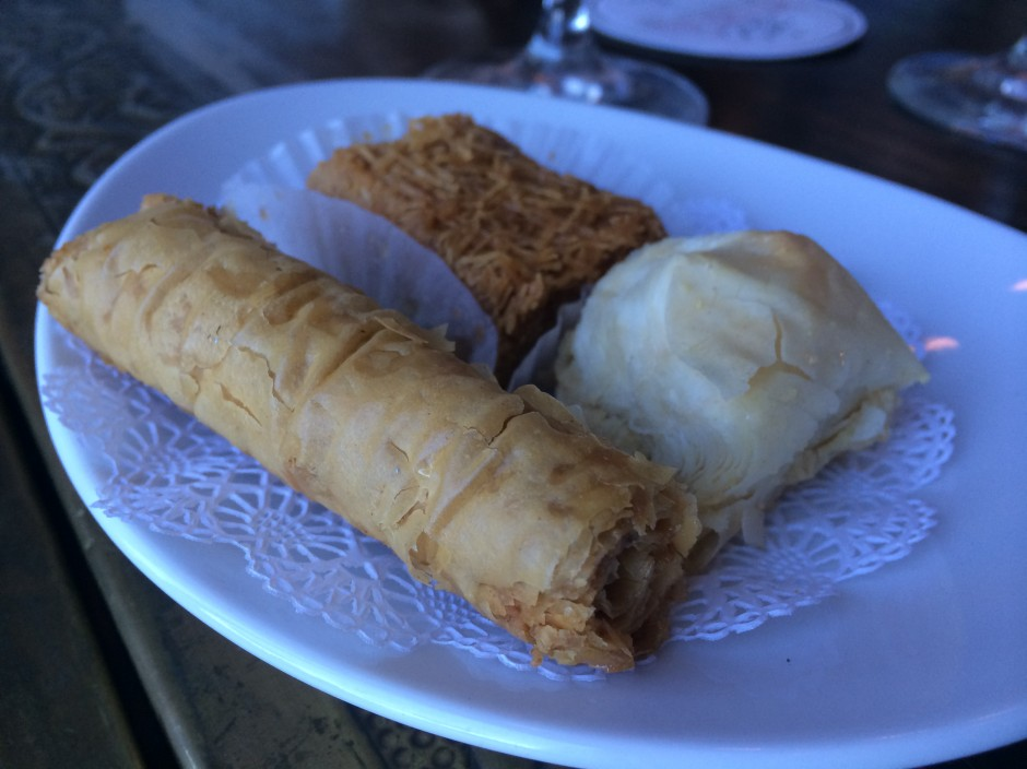 disney epcot morocco spice road table restaurant baklava
