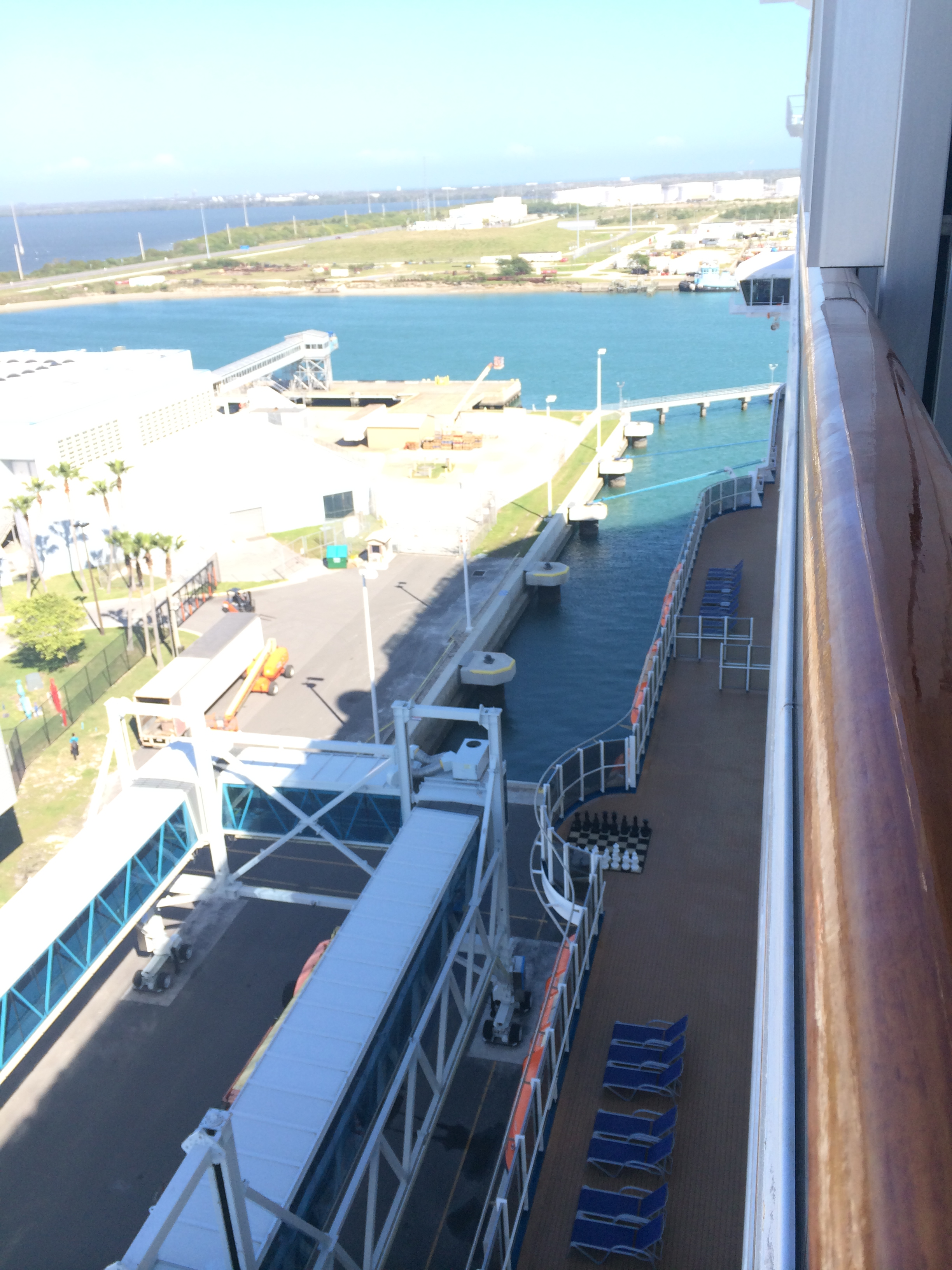 Day 1 Carnival Dream Cruise Report Western Caribbean