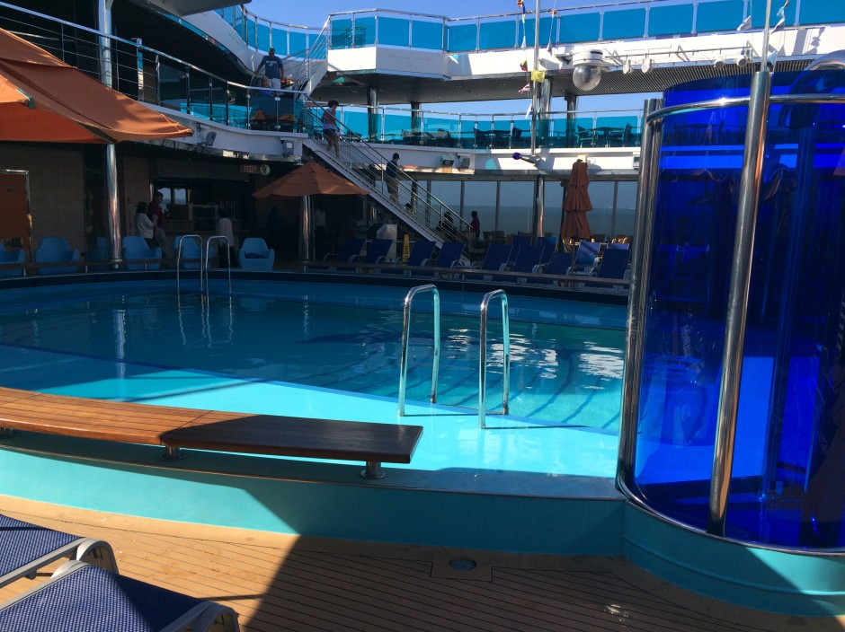 2014 carnival cruise dream report western caribbean pool