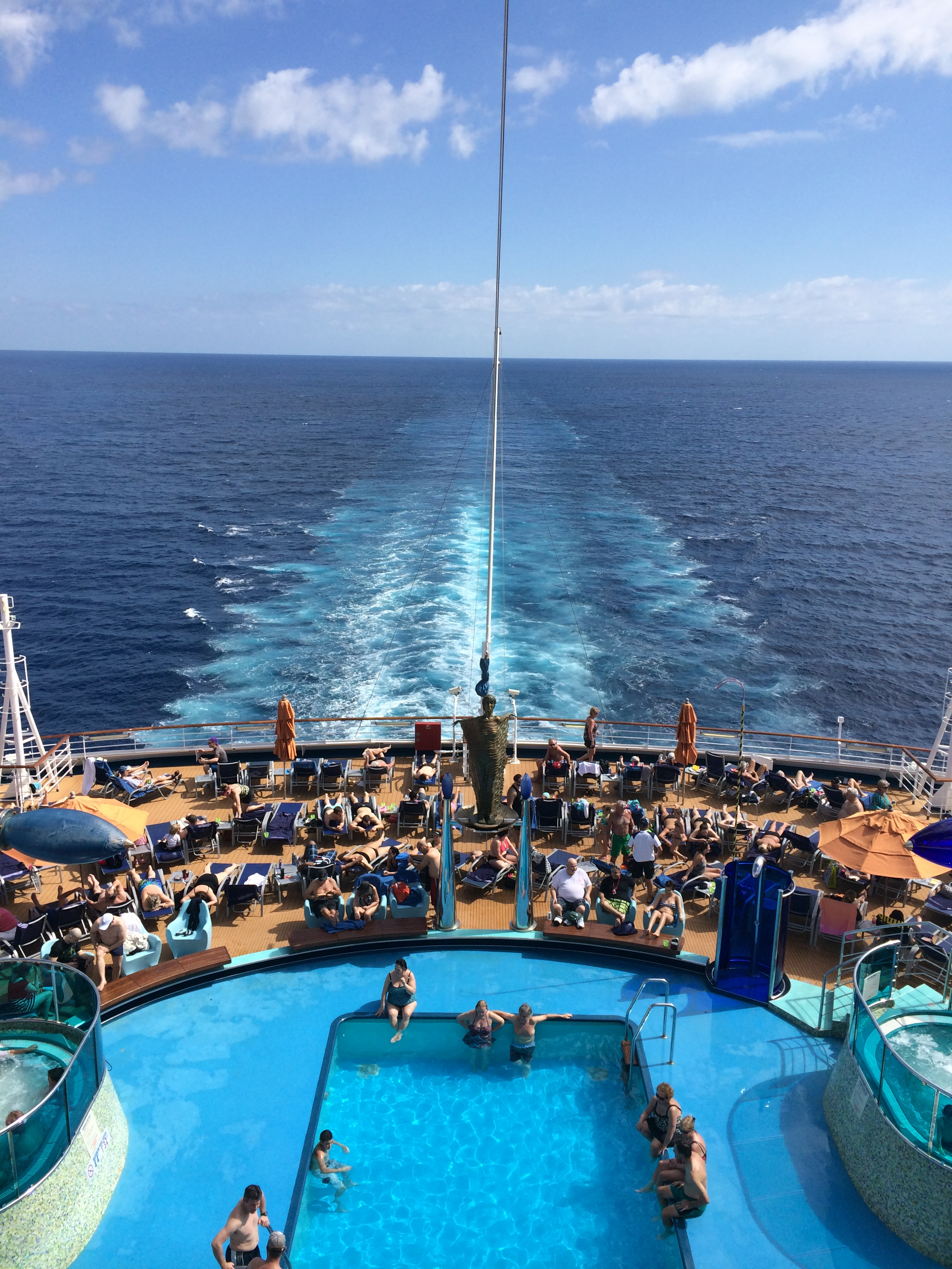 Day Carnival Dream Cruise Report Western Caribbean First - West caribbean cruise
