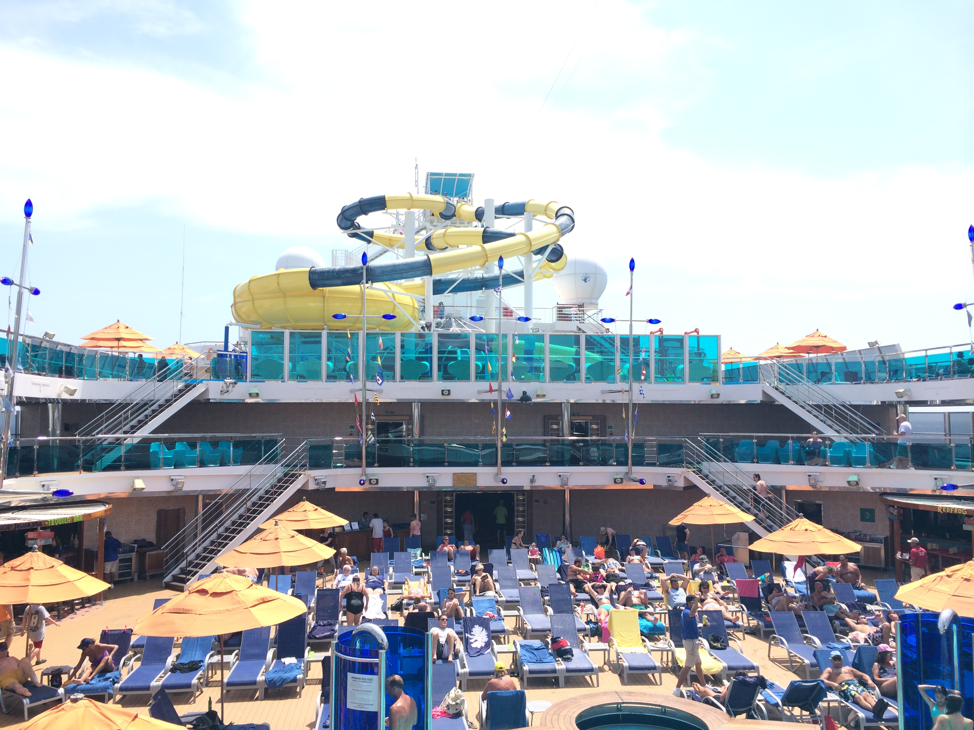 Day 6 Carnival Dream Cruise Report Western Caribbean