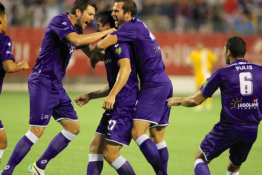 2014 Orlando City Soccer Club Regular Season Schedule at ESPN Wide World of Sports at Disney