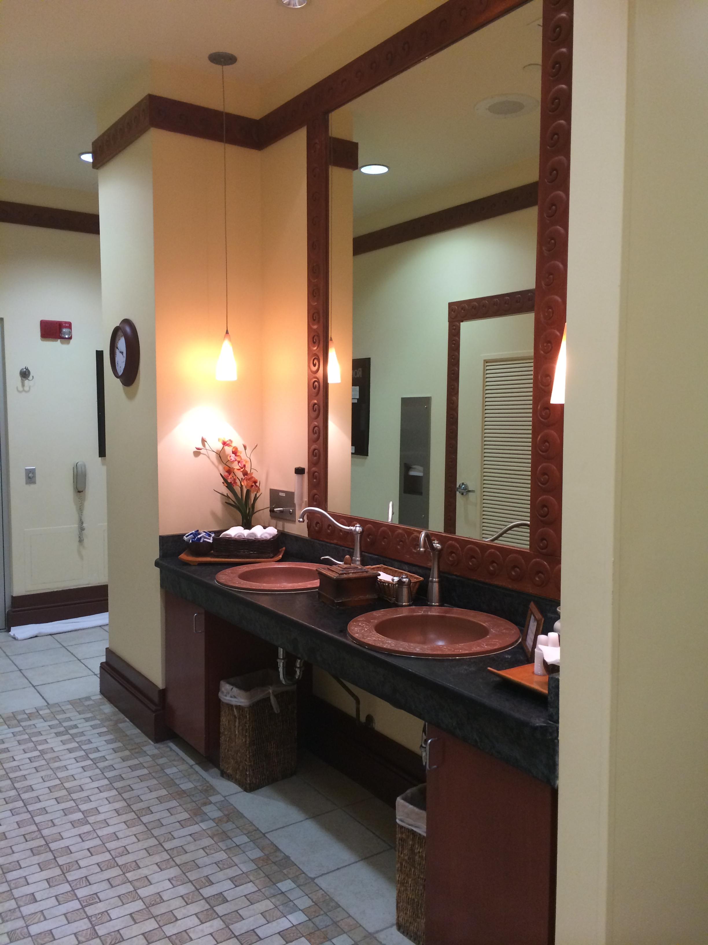 Review of the Mandara Spa at the Walt Disney World Dolphin