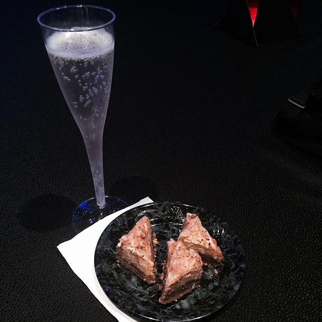 epcot illuminations sparkling dessert party disney baklava