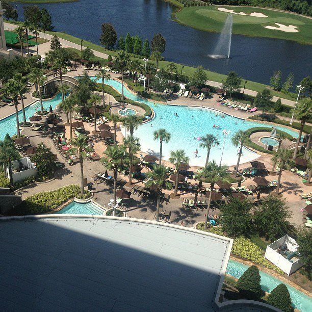 Flash Sale $99 for a Deluxe Resort on Walt Disney World Property