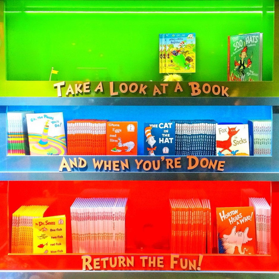 carnival cruise line freedom dr seuss bookville