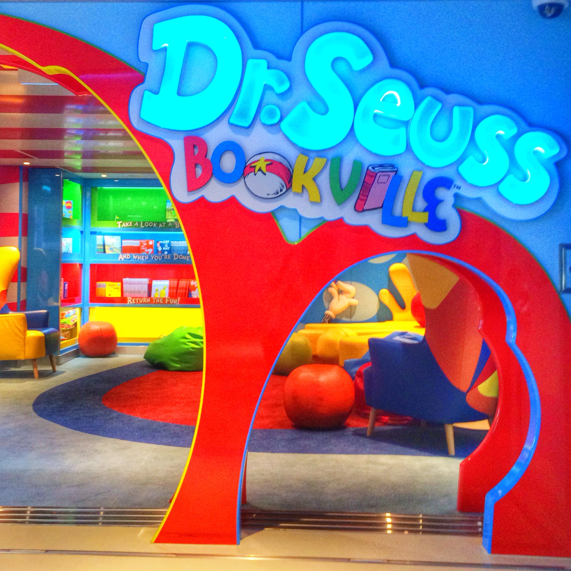 First Look Inside Camp Ocean And Dr. Seuss Bookville On