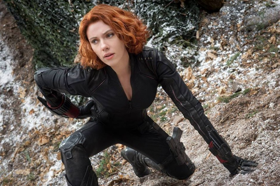 Marvel Avengers Age of Ultron Black Widow