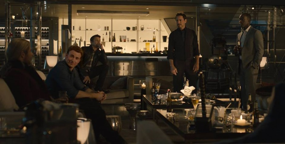 Marvel Avengers Age of Ultron Group