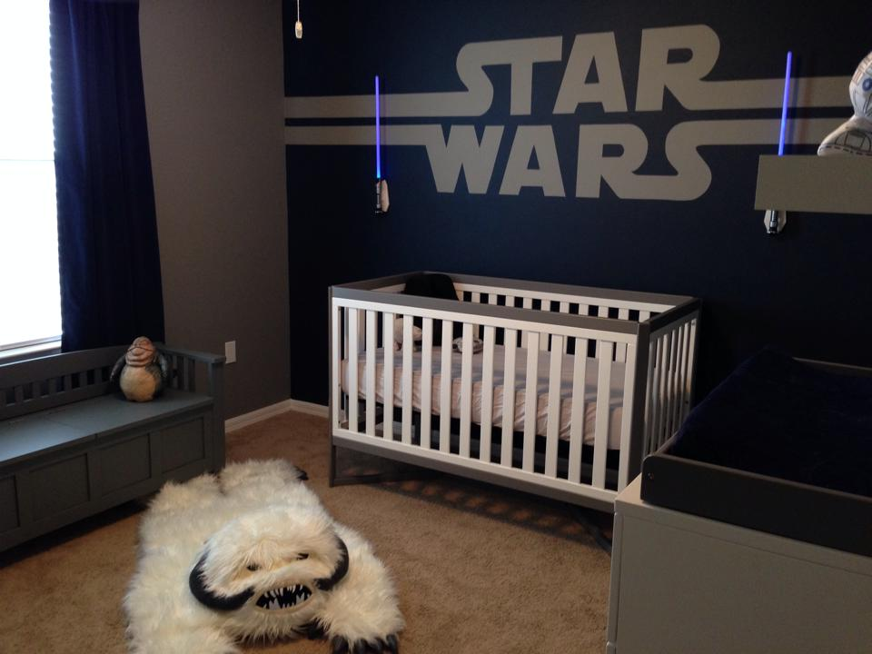 Diy Star Wars Baby Nursery Design By Greg Pabst