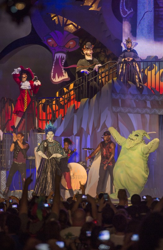 Villains Unleashed Coming to Disneys Hollywood Studios