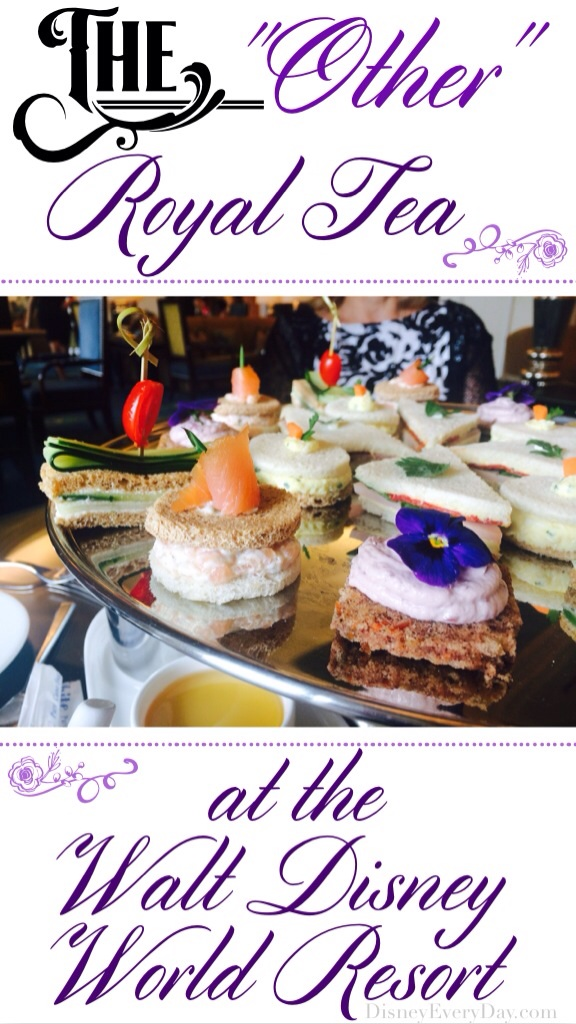 "Do You Know About the ""Other"" Royal Tea Experience at the Walt Disney World Resort?"