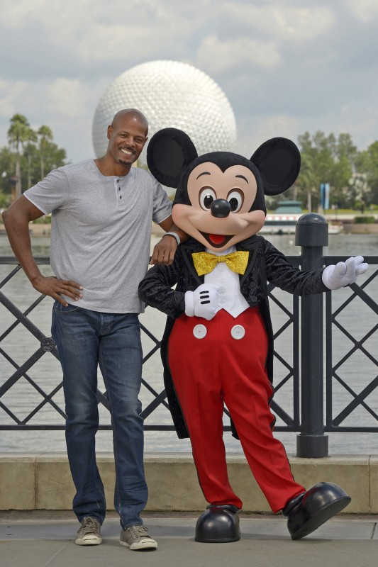 See Which Walt Disney World Theme Park Keenen Ivory Wayans Visited
