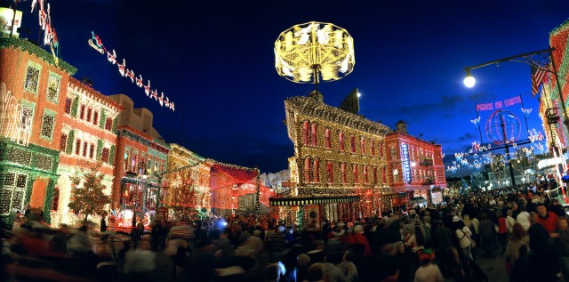 2014 Dates for The Osborne Family Spectacle of Dancing Lights at Disney's Hollywood Studios