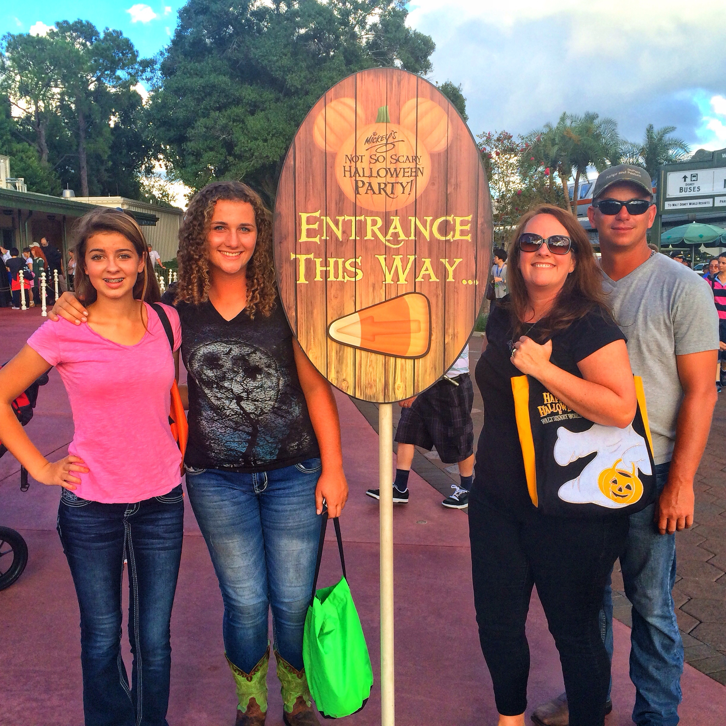 What Adults Do at Mickey's Not-So-Scary Halloween Party When the ...