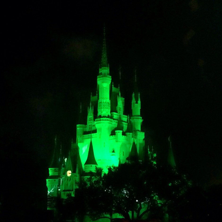 Mickeys Not So Scary Halloween Party 2014 Cinderella Castle