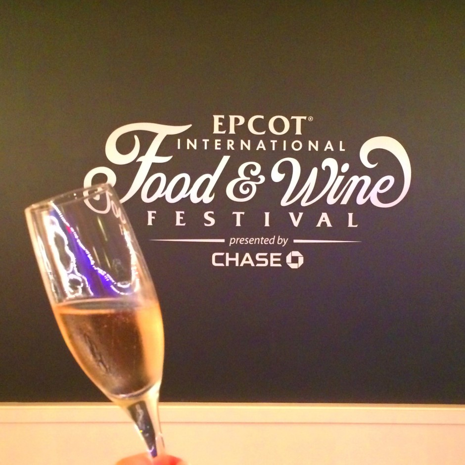 2014 Epcot International Food and Wine Festival - Peach Moscato