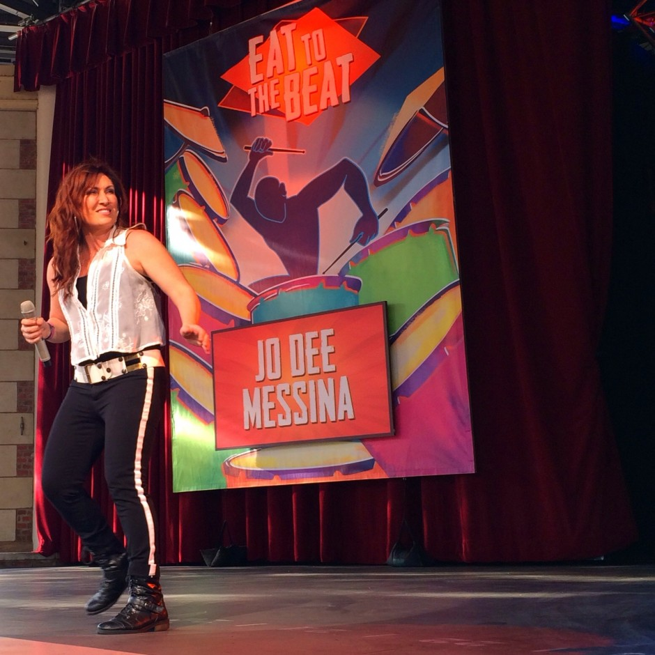 2014 Epcot International Food and Wine Festival - Eat to the Beat Concert - Jo Dee Messina