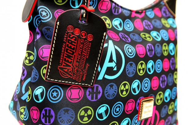 First Look at the New MARVEL Avengers Disney Dooney and Bourke Bags