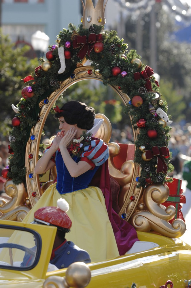 Walt Disney World S Christmas By The Numbers Disney Every Day