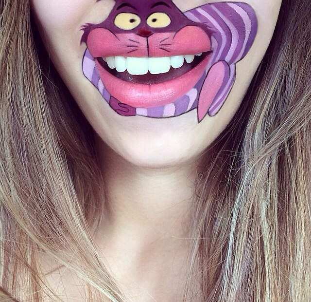 Disneyphile Takes Fandom to a Whole New Level on Her Face
