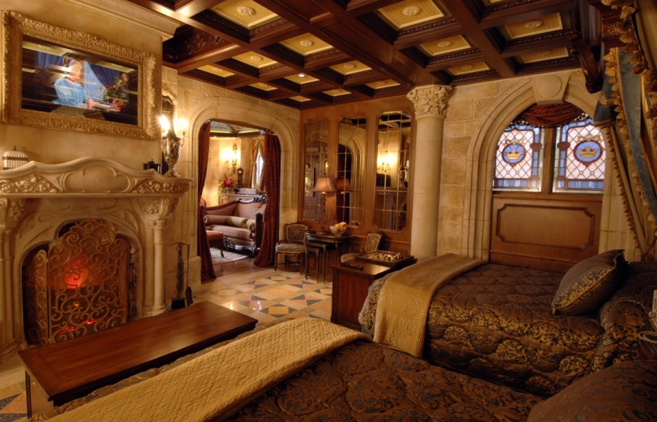 Cinderella Castle Suite in the Magic Kingdom