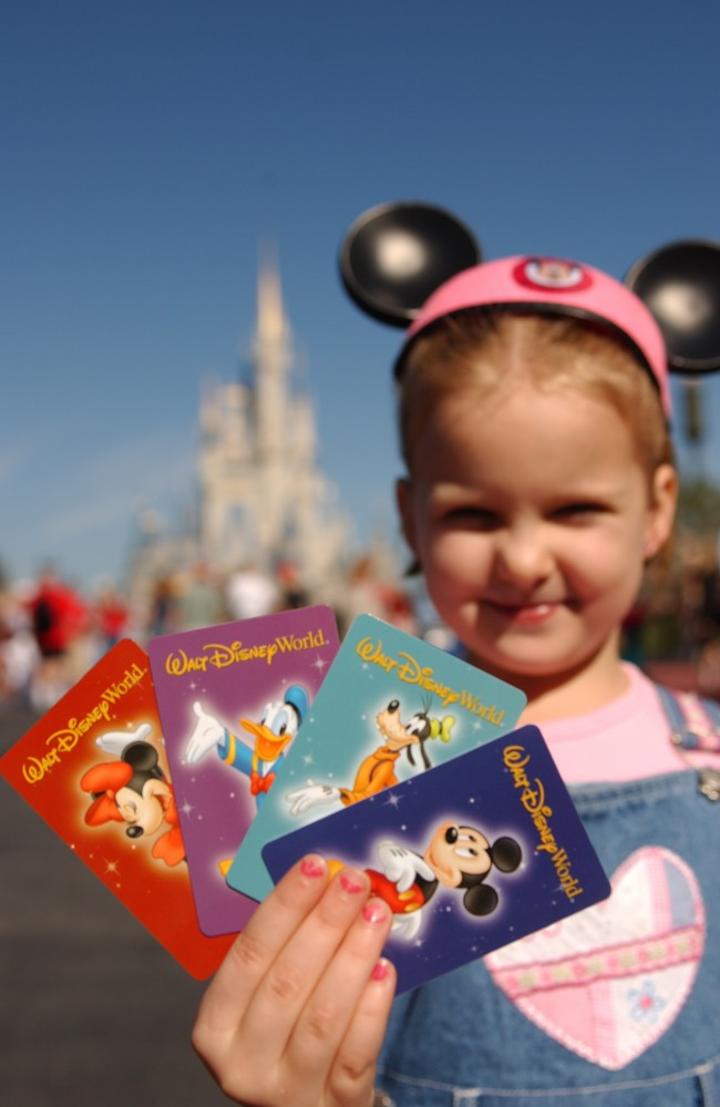 Florida Resident Discounted Disney Ticket – The 2015 Discover Disney 3-Day Pass
