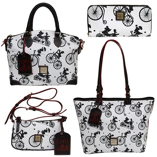 First Look at the New Disney Dooney and Bourke Bags Being Released at the 2015 Epcot International Flower & Garden Festival