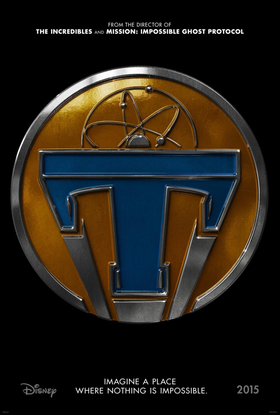 "Disney's ""Tomorrowland"" Super Bowl Commercial Movie Trailer"