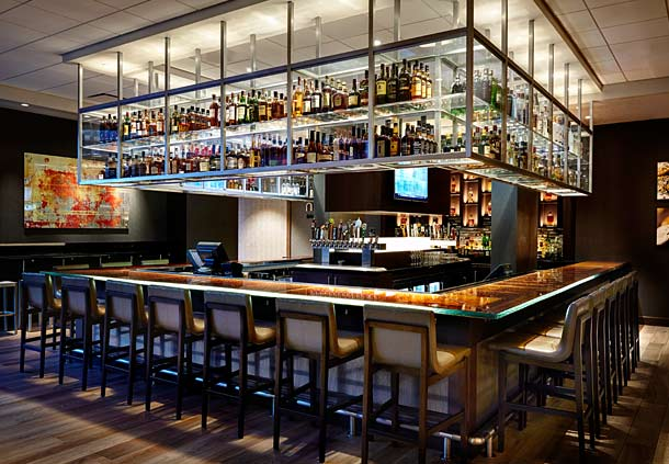 Anaheim Marriott nFuse Bar and Kitchen