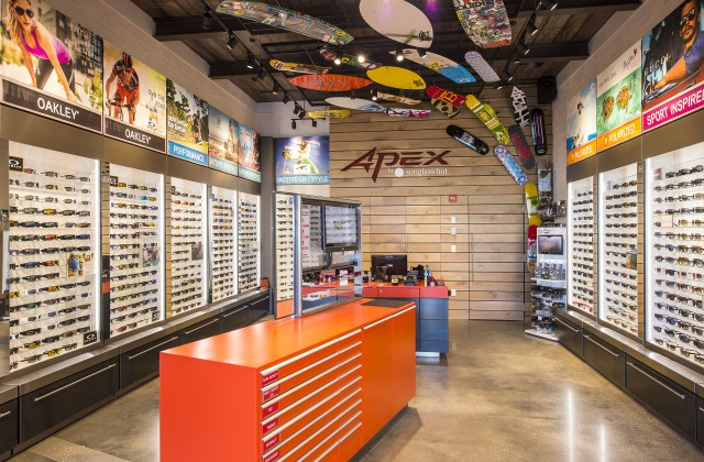 Apex Sunglass Hut Downtown Disney Springs