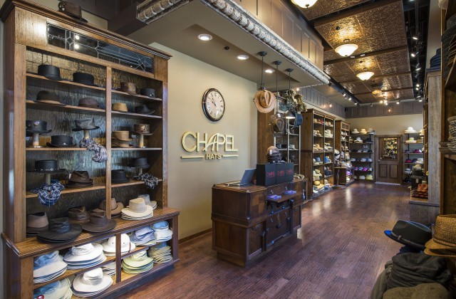 Chapel Hats Downtown Disney Springs
