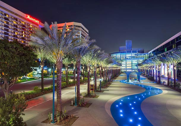 Downtown Disney Hotels Anaheim