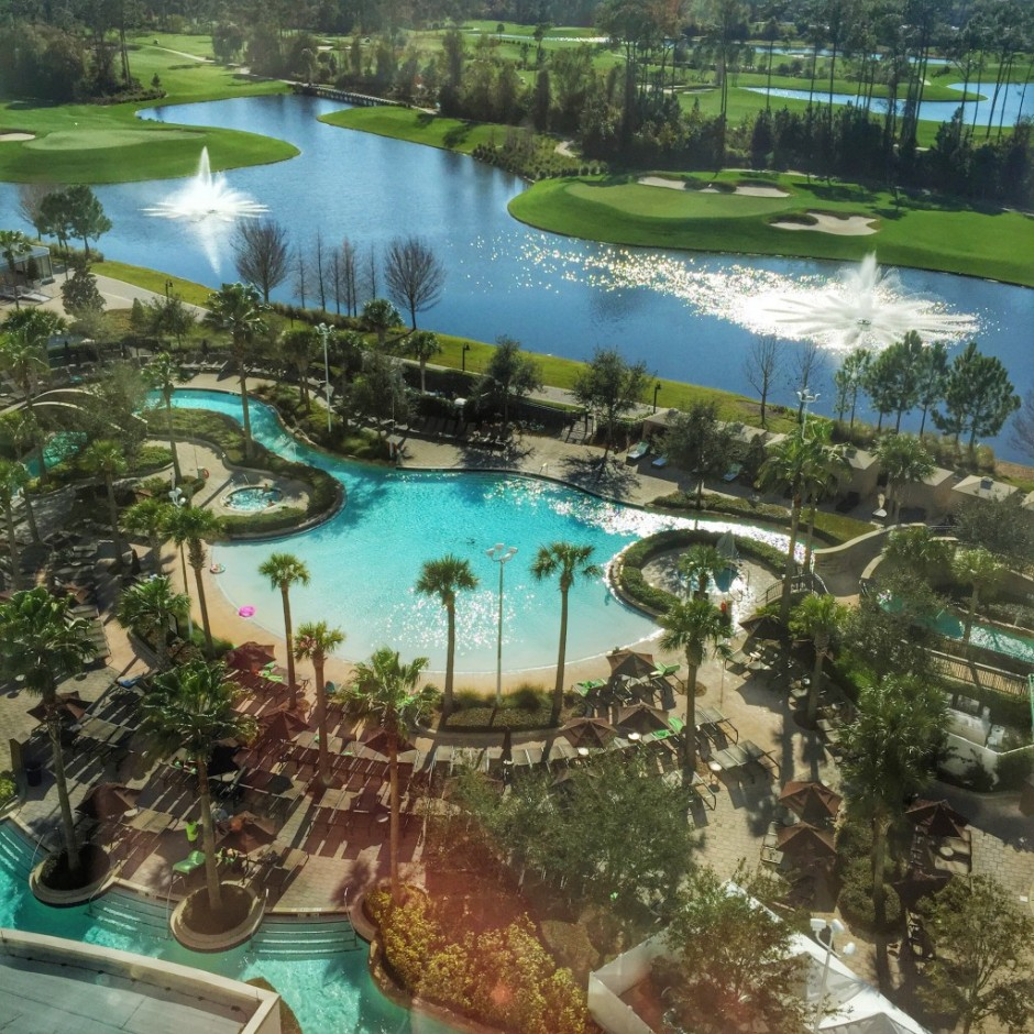 Discounted runDisney Wine and Dine Half Marathon Resort Room Rate at Hilton Bonnet Creek at Walt Disney World