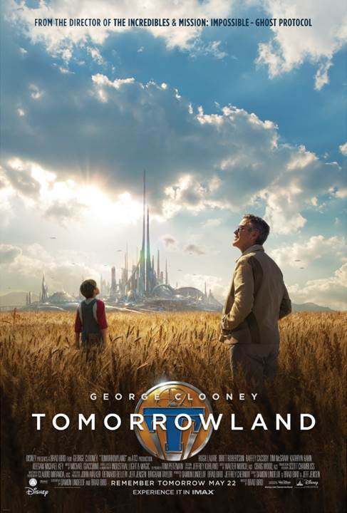 Disney's Official Tomorrowland Movie Trailer