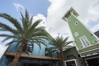 The BOATHOUSE, in Downtown Disney at Walt Disney World Resort