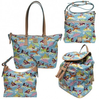Beach Disney Dooney and Bourke Bags