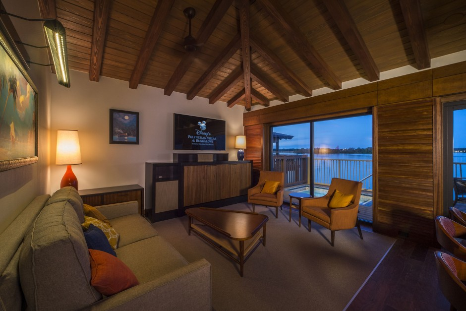 Photo Tour Of The Bora Bora Bungalows At Disney S