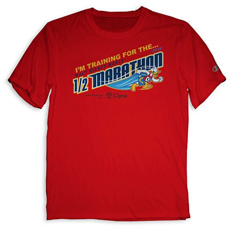 In Training 2016 runDisney Walt Disney World Half Marathon Shirt