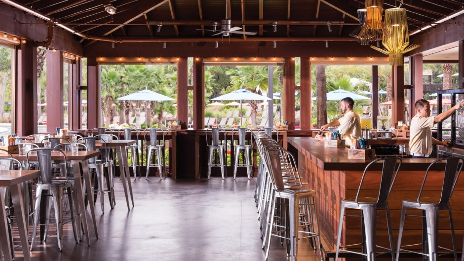 Farm to Table Champagne Pairing Dinner at the Walt Disney World Resort
