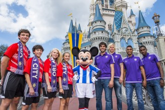 Orlando City Soccer Walt Disney World