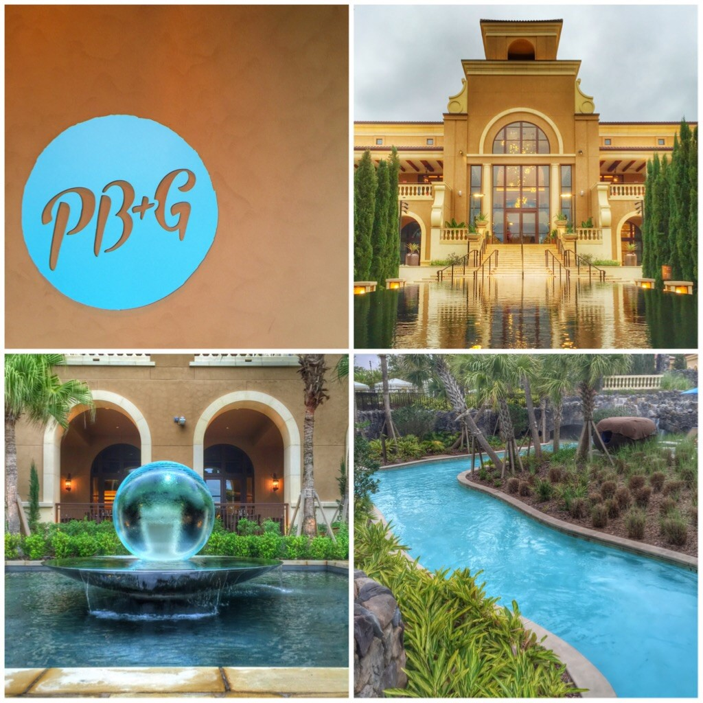 PB&G at the Four Seasons Walt Disney World Resort