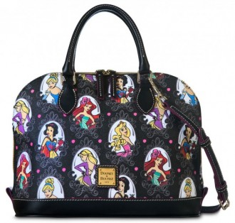 Runaway Princess Disney Dooney and Bourke bag