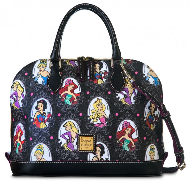 New Runaway Princess Disney Dooney Bourke Bags Launching Soon