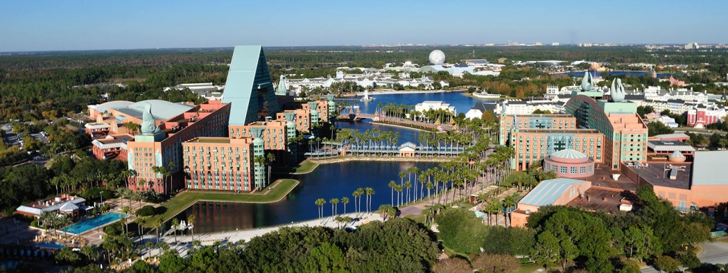 Discounted Rooms At The Walt Disney World Swan And Dolphin Hotel For