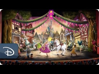 Behind the Scenes Video of Disney's Tangled the Musical