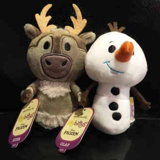 Hallmark Sven and Olaf Disney Frozen Itty Bittys