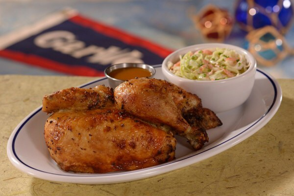 The Boathouse at Disney Springs - Half Chicken